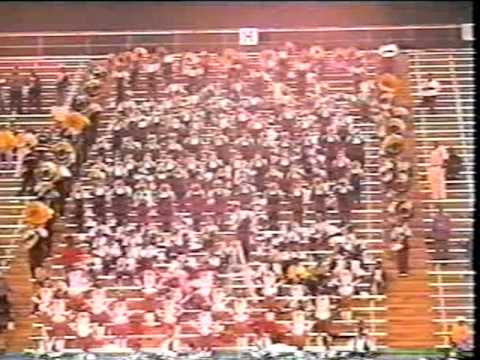 AAMU Band 1999 - AAMU vs MVSU 5th Quarter