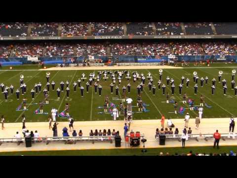 Hampton University Marching Band 2011 Chicago Football Classic