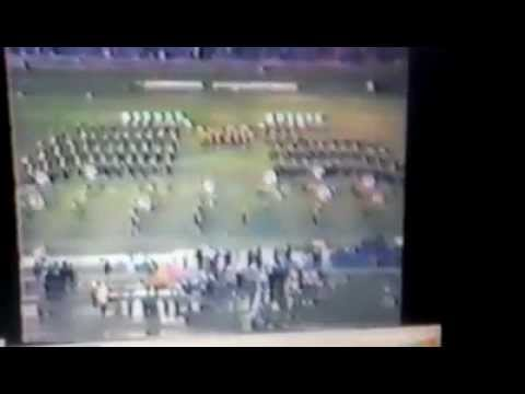"Alcorn State 1985 ""Front & Center Position"""