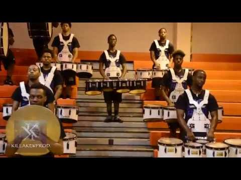 MAAB v.s. Memphis Mass Band - Round 7 (Percussion) - 2015
