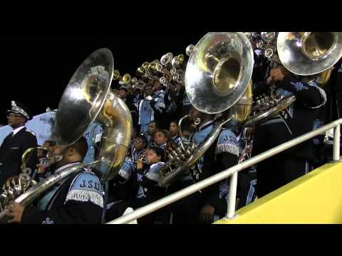Jackson State University Marching Band-Holy Grail 09:28:2013