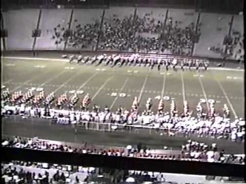 Alcorn State - Halftime 1995 (Alabama State Game)