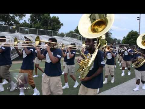 Independence Day Showdown - Memphis Mass Band Entrance - 2015