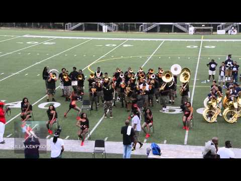 Independence Day Showdown - Memphis Mass Band v.s. Magic City Alumni All-Star Band - 2015