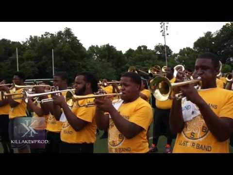 New Orleans All-Star Band - Please Excuse My Hands - 2015 - All In Yo Grill Edition