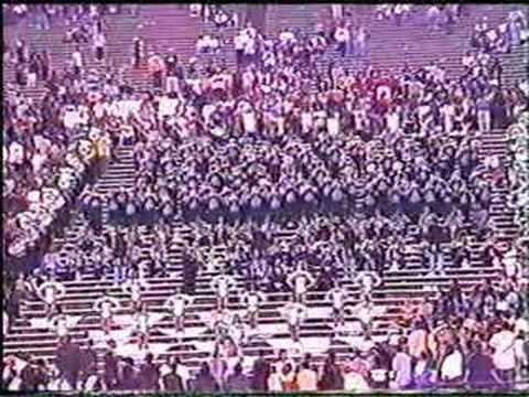 Jackson State Band Trust a Try 2001