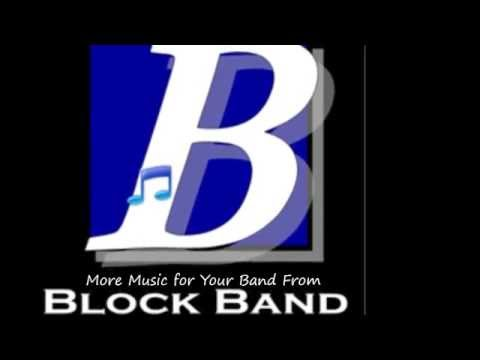 """""""Slow Motion"""" by Block Band for Marching Band - Group Size B or C"""