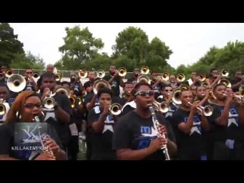Mississippi Alumni All-Star Band - Flexin On My Baby Mama - 2015 - All In Yo Grill Edition