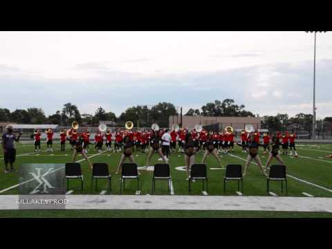 Motor City v.s. Shaw All-Star Band - Rounds 7 & 8 - 2015