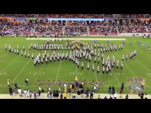 PVAMU Houston Tribute Halftime Show - (2015) Labor Day Classic