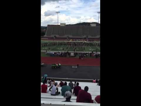 AAMU BAND Fan Day - Knights by Knights 2015