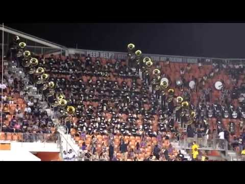 Tuba Battle - PVAMU 14K vs. TxSU Platinum Funk (2015)