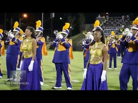 Miles College - Field Show - 2015