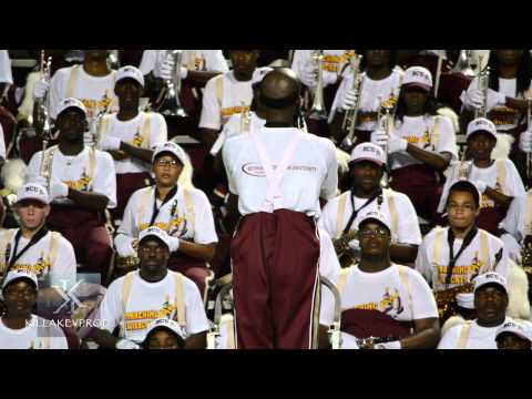 Bethune Cookman University v.s. Talladega College - Stands Battle - 2015