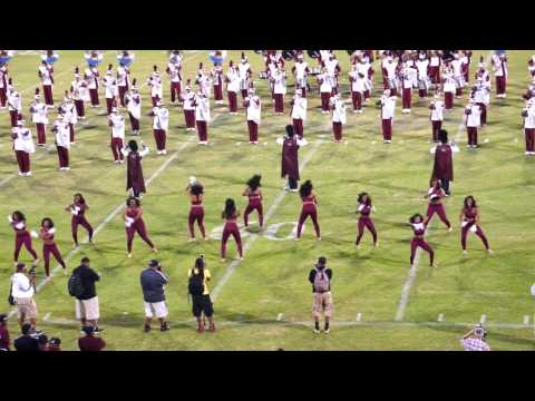 "NorthCarolina Central University ""Sound Machine"" (2015)"