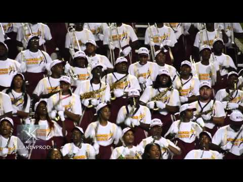 Bethune Cookman University v.s. North Carolina Central University - Stands Battle - 2015