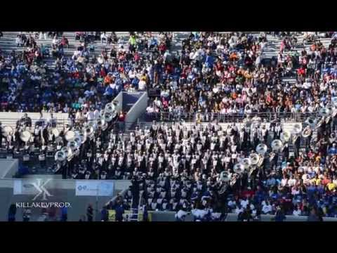 Tennessee State University Marching Band - Kissing Game - 2015