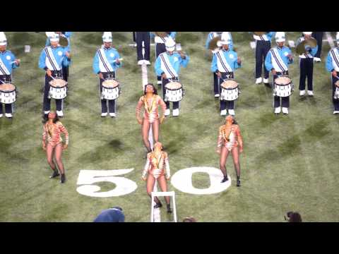 Virtual Dance Duel #2: Prancing J-Settes (JSU) vs. 14 Karat Gold Dancers (B-CU)