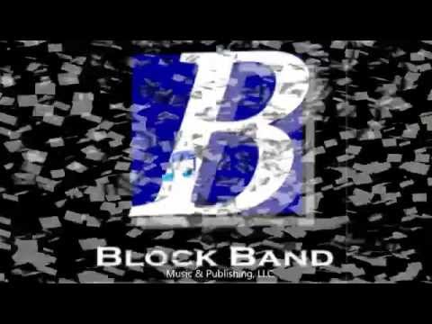 """""""End of Time""""  by Block Band for Marching Band - Group Size B"""
