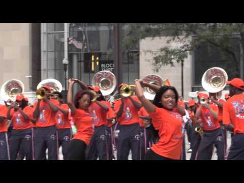 Morgan State Band 2015 - Ain't Nobody