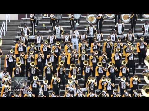 UAPB Marching Band - Death of Autotune - 2015