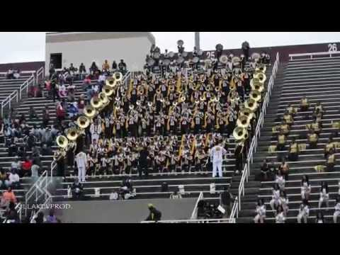 UAPB Marching Band - Fierce - 2015