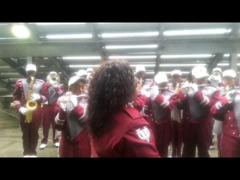 Virginia Union University - Warm up no. 1