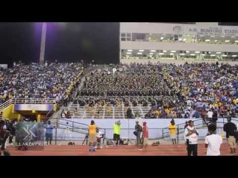 Southern University Marching Band - This Could Be Us - 2015