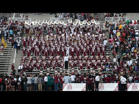 UAPB v.s. Alabama A&M University - 5th Quarter - 2015