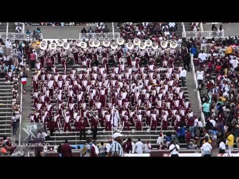 Alabama A&M University Marching Band - Da Dip - 2015