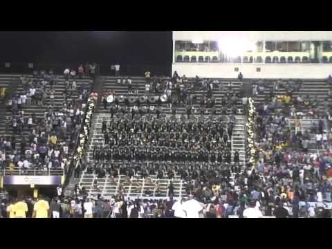 """Southern University Human Jukebox """"You Can Get Over"""""""
