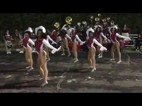 "Donaldsonville High School Marching Band - ""Rep Yo City"" 2015"