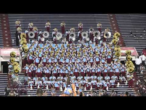 Talladega College Marching Band - Feelings - 2015