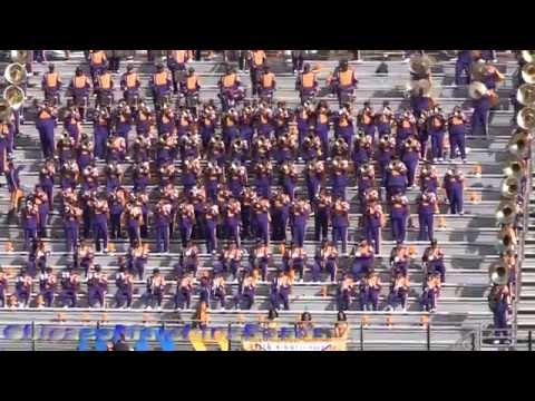 Miles College Band 2015 - Before I let Go