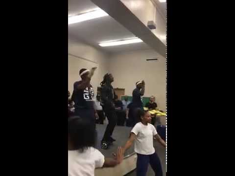 """Ty Dolla $ign Conducts Langston University Marching Band playing """"Or Nah"""""""
