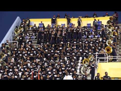 PVAMU TNT vs. SU TOP - Trombone Battle (2015)