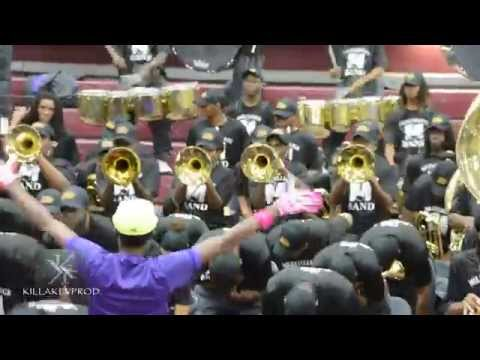 Miles College v.s. Central State - Round 1 - 2015