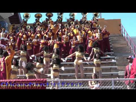 Central State Band 2015 - Choppa Style