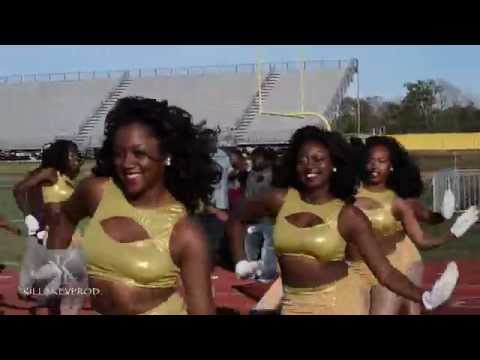 Central State University Marching Band - Exiting - 2015
