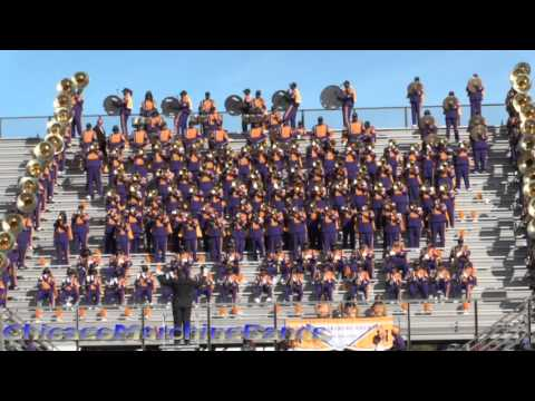 Mile College Band 2015 - X-Files Theme