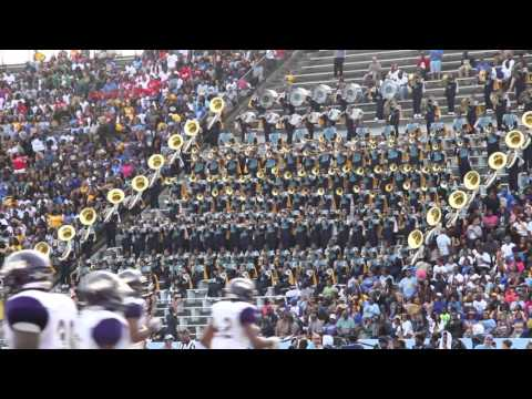 Gots To Be Real - Southern University Marching Band (2015)