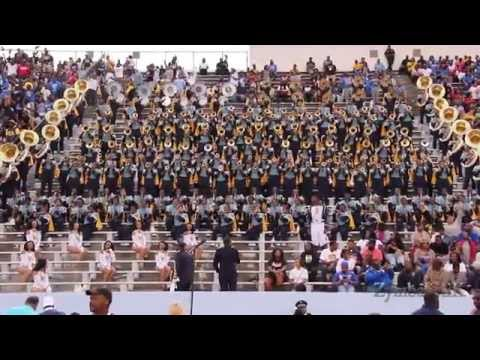 Party - Southern University Marching Band (2015)