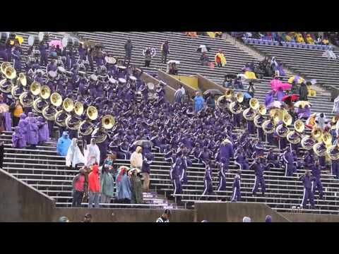 Funky Stuff - Alcorn State Marching Band (2015)