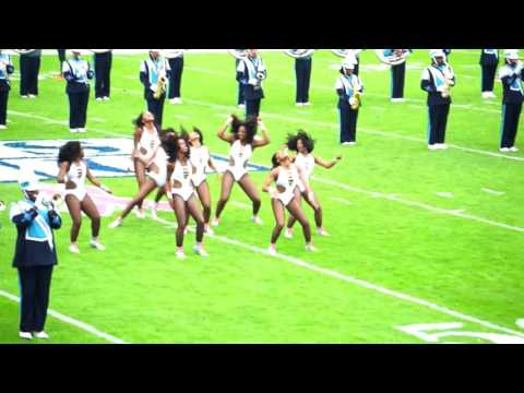 2015 Sonic Boom of the South featuring Prancing J-Settes