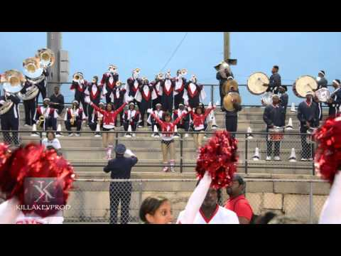 Lane College Marching Band - Yoga - 2015