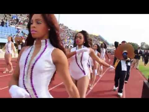 PVAMU - Marching In | Southern University Homecoming (2015)