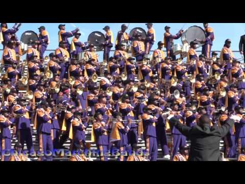 Miles College Band 2015 - What you gon Do