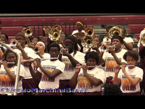 Central State Band 2015 - The Hills