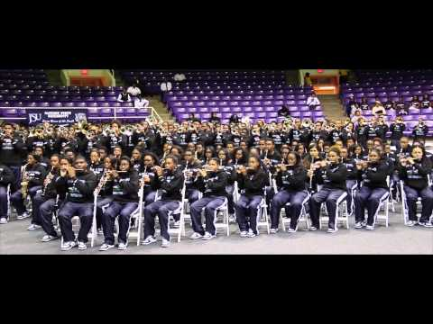 Full Event - PVAMU vs. Jackson State Battle of the Bands (2015)