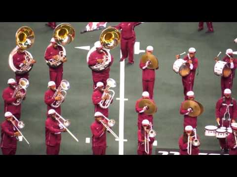 "Bethune-Cookman University ""Marching Wildcats"" (2015) Florida Classic BOTB"